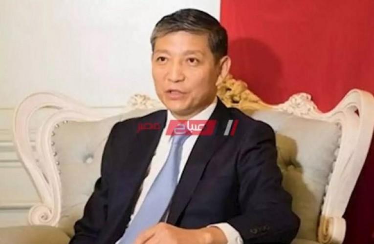 السفير الصينى بالقاهرة: مصر فى إنتظار دفعة جديدة من لقاحات فيروس كورونا