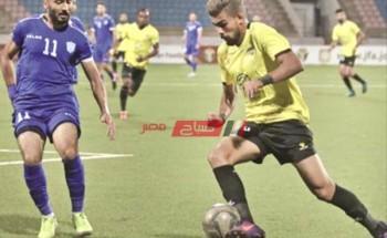 نتيجة وملخص مباراة شباب العقبة والسلط الدوري الاردني