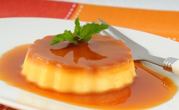 طريقة عمل الكريم كراميل كحلويات خفيفة ولذيذة من ضمن قائمة حلويات شهر رمضان المبارك ٢٠٢١