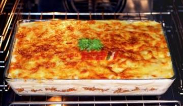طريقة عمل المكرونة البشاميل من المطبخ الإيطالى لإفطار مختلف ومميز فى رمضان 2021 على طريقة الشيف سارة عبد السلام