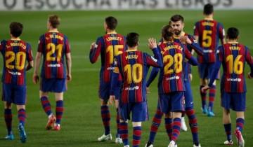نتيجة مباراة برشلونة وليفانتي الدوري الاسباني