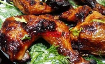 طريقة عمل دجاج بالزبادي والعسل لمائدة رمضان 2021