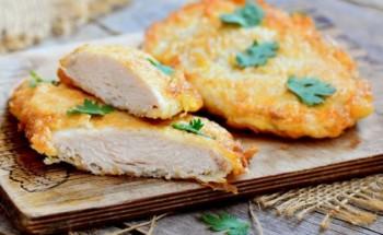 طريقة عمل دجاج بانيه مشوي بالشوفان كوجبة إفطار سهلة وخفيفة فى رمضان ٢٠٢١