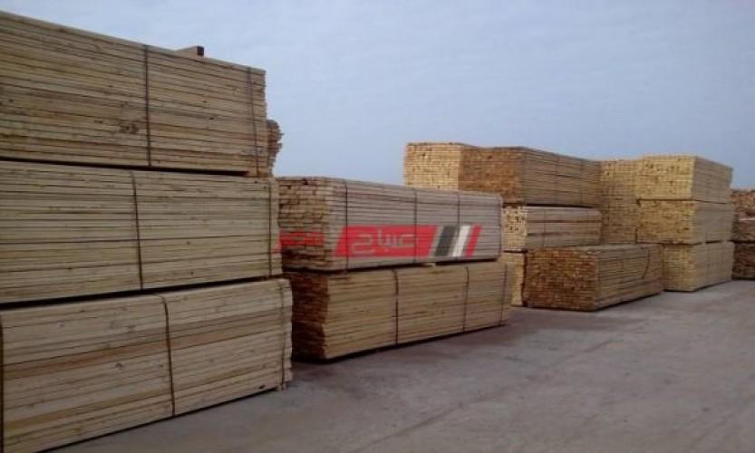 أسعار الخشب للتصنيع اليوم الخميس 14 شهر أكتوبر 2021