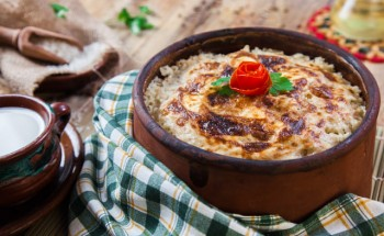طريقة عمل طاجن الأرز المعمر بالخلطة لإفطار شهى فى رمضان 2021 على طريقة الشيف سارة عبد السلام