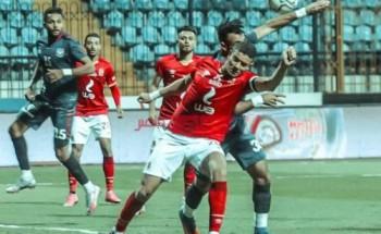 الأهلي يفوز على النصر بكأس مصر