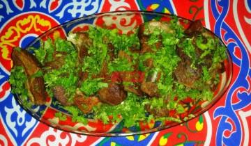 طريقة عمل اللحمة المحمرة ضمن قائمة وصفات افطار رمضان 2021