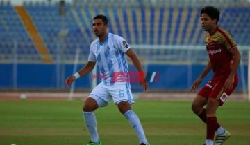 نتيجة وملخص مباراة بيراميدز ومصر المقاصة الدوري المصري