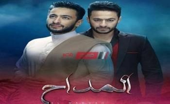 موعد عرض مسلسل المداح الحلقة 6 السادسة لحمادة هلال مسلسلات رمضان 2021