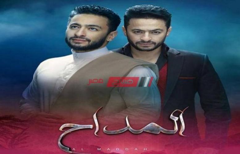 قنوات عرض مسلسل المداح رمضان 2021 ومواعيد الإعادة