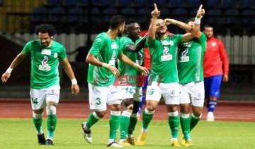 ملخص ونتيجة مباراة الاتحاد السكندري ووادي دجلة كأس مصر