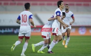 نتيجة وملخص مباراة الشارقة والقوة الجوية دوري أبطال آسيا