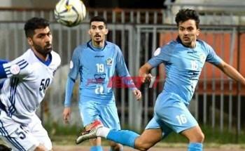 نتيجة مباراة الشباب والسالمية الدوري الكويتي