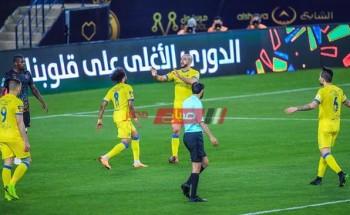 نتيجة وملخص مباراة النصر والوحدات دوري أبطال آسيا
