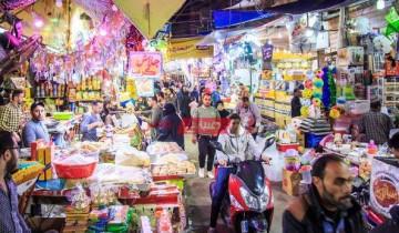 بالصور.. مظاهر الاحتفال بشهر رمضان في دمياط