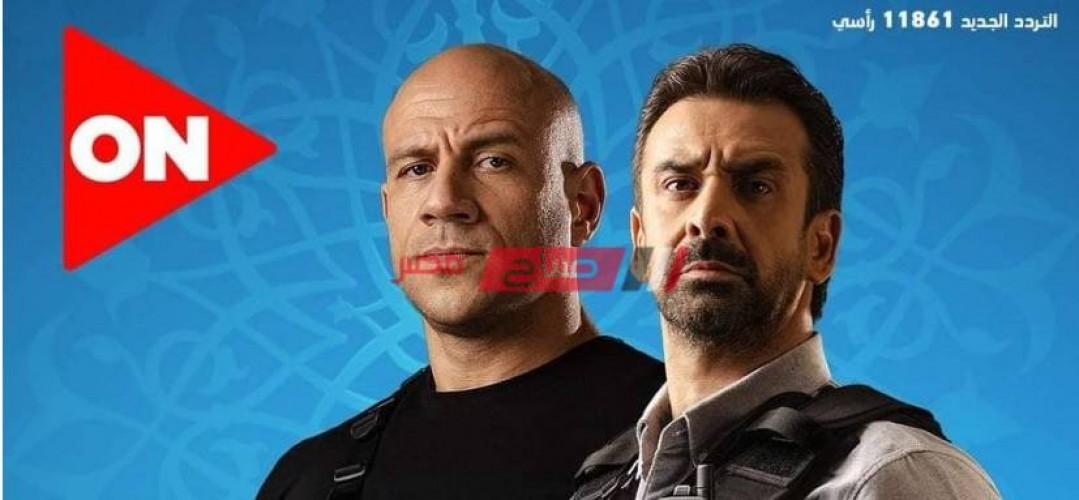 موعد عرض مسلسل الاختيار 2 على قناة أون تي في on tv رمضان 2021