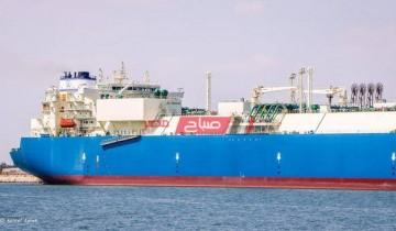 بالصور ميناء دمياط يستقبل ناقلة الغاز المسال MARAN GAS TROY لتصدير 64 ألف طن إلى باكستان