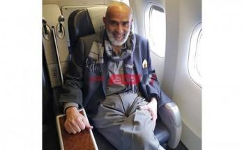 التفاصيل الكاملة لوصول أشرف السعد الى القاهرة بعد غيابه سنوات