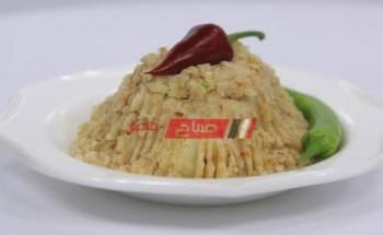 طريقة عمل طبق البطاطس الهروسه بالثوم والكزبرة الخضراء لسحور مختلف في رمضان الكريم 2021