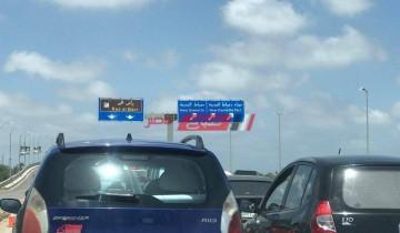 بالصورة إغلاق مدينة رأس البر على سكانها لمنع التجمعات خلال عيد الفطر المبارك
