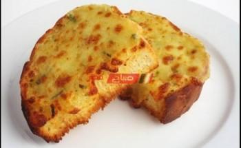 طريقة عمل خبز الثوم كمقبلات لذيذة خلال شهر رمضان المبارك ٢٠٢١