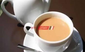 طريقة عمل شاي بلبن بالكريمة والقرنفل في المنزل بطريقة سهلة وبسيطة علي طريقة الشيف نجلاء الشرشابي