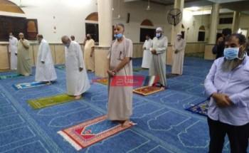 صلاة التهجد بالمساجد وتحذيرات وزارة الاوقاف المصرية