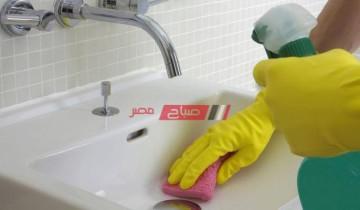 طرق تعقيم وتنظيف المنزل بعد كورونا