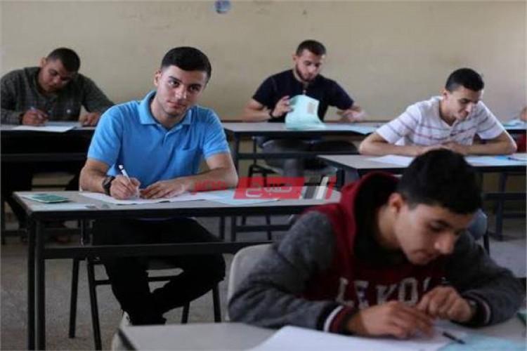 جدول امتحانات الثانوية العامة 2021 – موعد طرح جدول امتحانات الصف الثالث الثانوي 2021