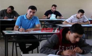 موعد اعلان جدول امتحانات الصف الثالث الثانوي 2021 التجريبي الثالث والنهائي