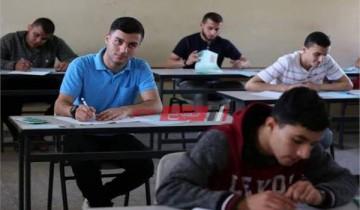 انطلاق الامتحان التجريبي لطلاب الثانوية العامة 21 يونيو 2021