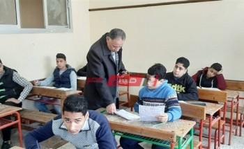 جدول امتحانات تالتة اعدادي نهاية العام 2021 محافظة القاهرة وزارة التربية والتعليم