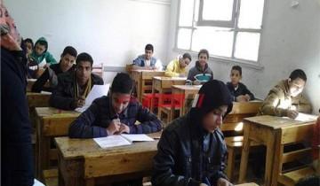 جدول امتحانات الشهادة الاعدادية الترم الثاني 2021 محافظة جنوب سيناء وزارة التربية والتعليم