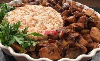 طريقة عمل كباب الحلة بطعم شهي ولذيذ في رمضان الكريم 2021
