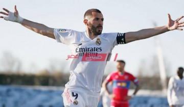 نتيجة وملخص مباراة ريال مدريد وأوساسونا الدوري الاسباني