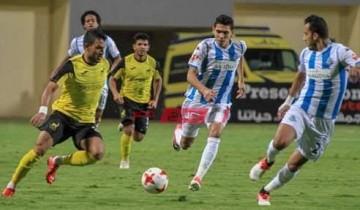 مشاهدة مباراة بيراميدز ووادي دجلة بث مباشر الدوري المصري