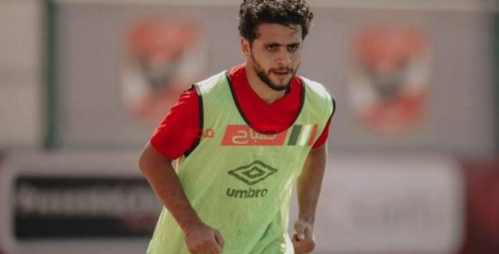محمد محمود يعلن تعافيه من كورونا