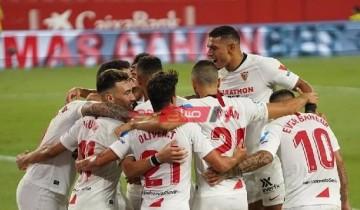 نتيجة وملخص مباراة إشبيلية وأتلتيك بيلباو الدوري الاسباني