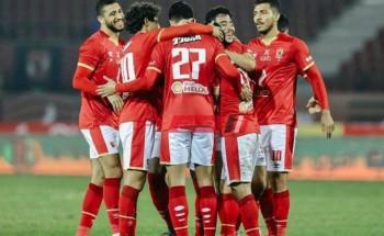 اهداف مباراة الأهلي وبيراميدز الدوري المصري