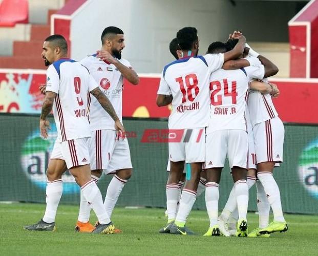 نتيجة وملخص مباراة الشارقة وحتا الدوري الإماراتي