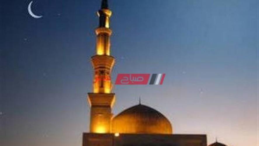مواقيت الصلاة اليوم الخميس 14-10-2021 في الإسكندرية