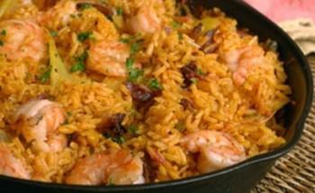 طريقة عمل أرز الريزو بالجمبرى بطعم مختلف ومميز على طريقة الشيف سارة عبد السلام