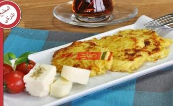 طريقة عمل أقراص البطاطس الخفيفة لفطور مميز من المطبخ التركى