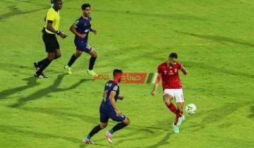 الأهلي يطلب تأجيل مباراة المقاصة حال تقديم موعد نهائي الأبطال