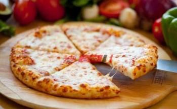 طريقة عمل البيتزا الإيطالى فى المنزل بحشوة السلامى وطعم مميز على طريقة الشيف محمد إبراهيم