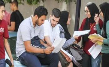 رابط نسخ امتحانات الثانوية العامة 2021 كاملة pdf التجريبية