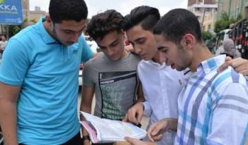 طلاب الثانوية العامة يؤدون اليوم الإثنين امتحان الانجليزي للشعبة العلمي