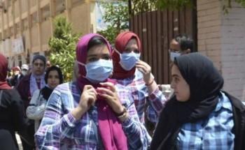طلاب الثانوية العامة يؤدون امتحان اللغة الأجنبية الثانية اليوم الأثنين للشعبة العلمية