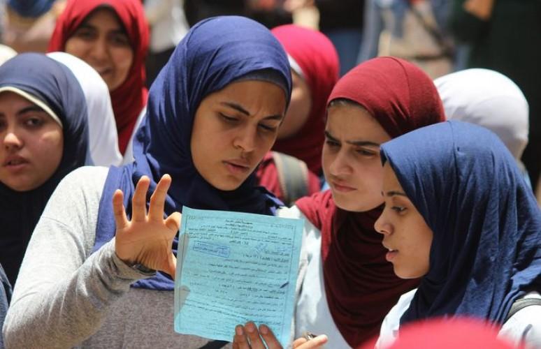 جدول امتحانات الثانوية العامة 2021 علمي وأدبي من وزارة التربية والتعليم