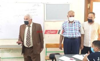 انطلاق امتحانات الشهادة الإعدادية الدور الثاني بمحافظة الإسكندرية